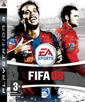 Hra pre Playstation 3 FIFA 08