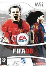 Hra pre Nintendo Wii FIFA 08
