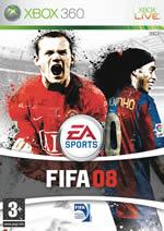 Hra pre Xbox 360 FIFA 08
