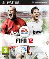 Hra pre Playstation 3 FIFA 12 CZ - Bazar
