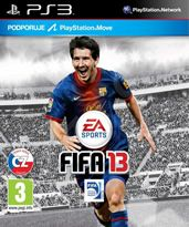 Hra pro Playstation 3 FIFA 13 CZ