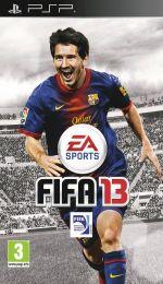 Hra pro PSP FIFA 13