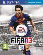 Hra pre PS Vita FIFA 13 + 4GB pamäťová karta