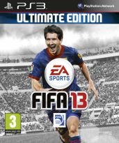 Hra pre Playstation 3 FIFA 13 CZ (Ultimate Edition)