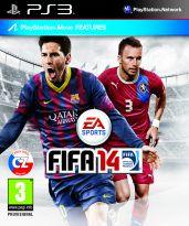 Hra pre Playstation 3 FIFA 14 CZ