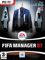 Hra pre PC FIFA Manager 07