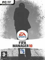 Hra pre PC FIFA Manager 10