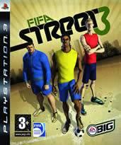 Hra pre Playstation 3 Fifa Street 3