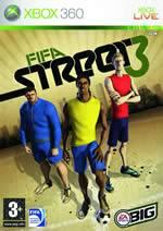 Hra pre Xbox 360 Fifa Street 3