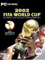 Hra pre PC FIFA 2002 World Cup dupl