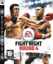 Hra pre Playstation 3 Fight Night Round 4