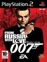 Hra pre Playstation 2 From Russia With Love