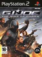 Hra pre Playstation 2 G.I. Joe: The Rise of Cobra