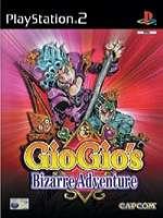 Hra pre Playstation 2 Gio Gios Bizarre Adventure
