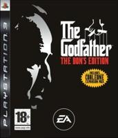 Hra pre Playstation 3 The Godfather The Dons Edition