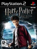 Hra pre Playstation 2 Harry Potter a Polovičný princ