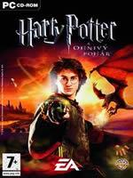 Hra pre PC Harry Potter a Ohniv� poh�r CZ