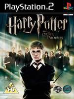 Hra pre Playstation 2 Harry Potter a Fénixov rád