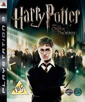 Hra pre Playstation 3 Harry Potter and The Order of the Phoenix