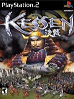 Hra pre Playstation 2 Kessen [poškrabaná škatuľka]