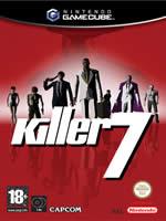Hra pre GameCube Killer 7