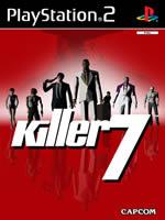 Hra pre Playstation 2 Killer 7