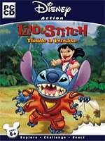 Hra pre PC Disney: Lilo & Stitch - Trampoty v raji