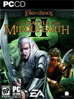 Hra pre PC The Lord of the Rings: Battle for Middle Earth 2 DELUXE + SK