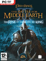 Hra pre PC The Lord of the Rings: Battle for Middle Earth II: The Rise of the Witch-king + SK