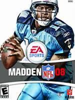 Hra pre PC Madden NFL 08