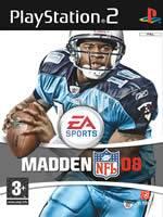 Hra pre Playstation 2 Madden NFL 08
