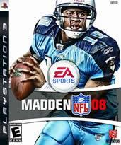 Hra pre Playstation 3 Madden NFL 08