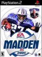 Hra pre Playstation 2 Madden NFL 2001