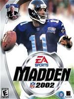 Hra pre PC Madden NFL 2002