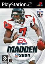 Hra pre Playstation 2 Madden NFL 2004