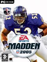 Hra pre PC Madden NFL 2005