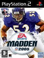 Hra pre Playstation 2 Madden NFL 2005