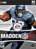 Hra pre PC Madden NFL 07