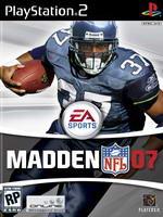 Hra pre Playstation 2 Madden NFL 07