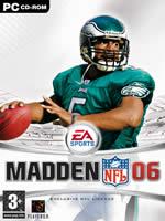 Hra pre PC Madden NFL 06