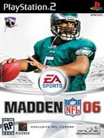 Hra pre Playstation 2 Madden NFL 06
