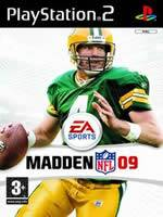 Hra pre Playstation 2 Madden NFL 09