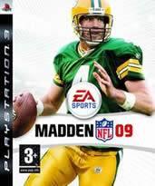 Hra pre Playstation 3 Madden NFL 09