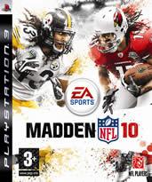 Hra pre Playstation 3 Madden NFL 10