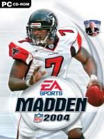 Hra pre PC Madden NFL 2004