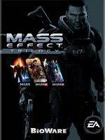 Mass Effect Trilogy (verzia na DVD diskoch) (PC)