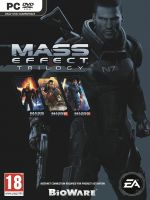 Hra pre PC Mass Effect Trilogy (kód v krabičke)