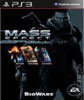 Hra pre Playstation 3 Mass Effect Trilogy