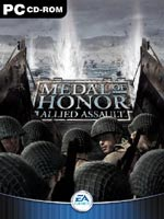 Hra pre PC Medal of Honor: Allied Assault