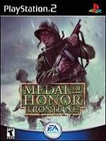 Hra pre Playstation 2 Medal of Honor: Frontline